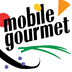 Mobile Gourmet Logo and Branding: Catering that comes to your home
